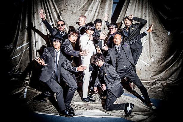 「新宿セブン」オープニングテーマを歌う東京スカパラダイスオーケストラ