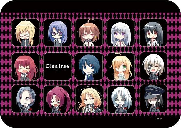 TVアニメ「Dies irae」最新情報解禁!鳥海浩輔が商品を紹介するCM映像も!