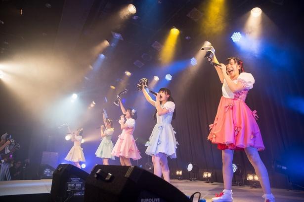 神宿3周年記念ワンマンライブ「神が宿る場所〜HARAJUKU DREAM〜」より