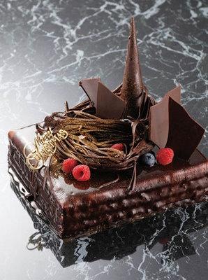 同店限定のクリスマスケーキ