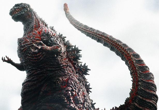 【写真を見る】圧倒的な映像表現で復活した「シン・ゴジラ」がテレビ朝日に襲来!?