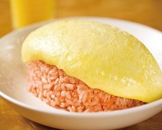 ハンバーグ&本鮪山かけ定食(1,580円)。肉汁たっぷりのハンバーグは手ごねのこだわり。マグロも新鮮だ。全ての定食にご飯&味噌汁が付く