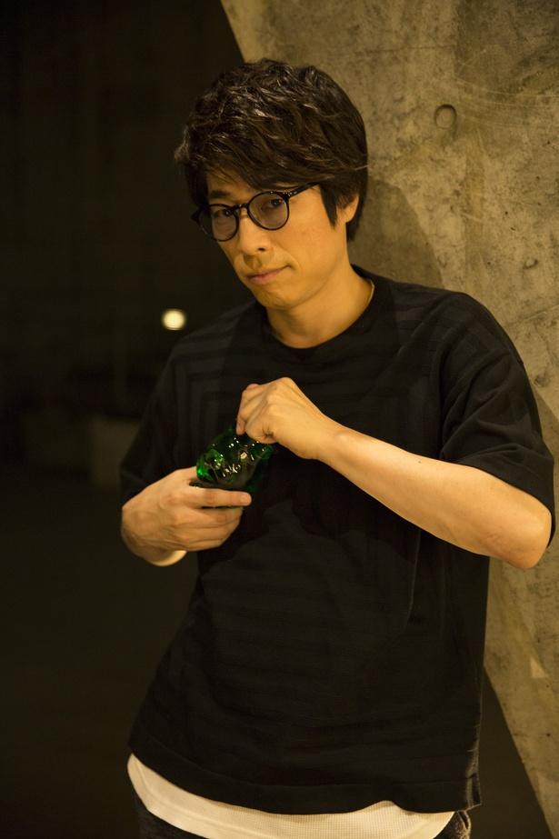 たむら・あつし=1973年12月4日生まれ、山口県出身。1993年、田村亮とロンドンブーツ1号2号を結成