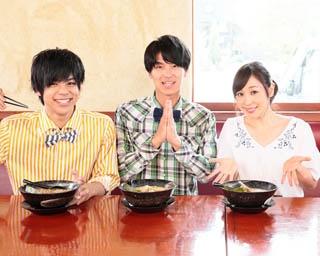 マジプリがレポ!10月7日(土)放送の「花咲かタイムズ」で17年注目ラーメンを大特集!
