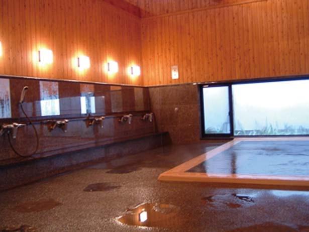 昔ながらの浴室が好きな人にオススメのレトロな雰囲気/柳湯