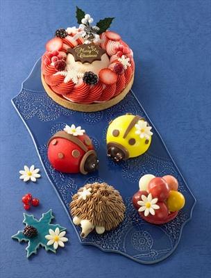 「グラッシェル」の人気のアイスケーキ