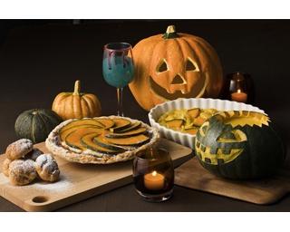 「ブッフェ&ラウンジ ジャルダン」でおハロウィーンをモチーフにした料理やデザートを堪能しよう!