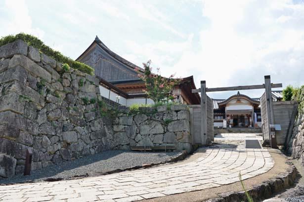 篠山城は、徳川家康が築城の名手・藤堂高虎に命じ、わずか6か月で築かせたと言われている/篠山城 大書院