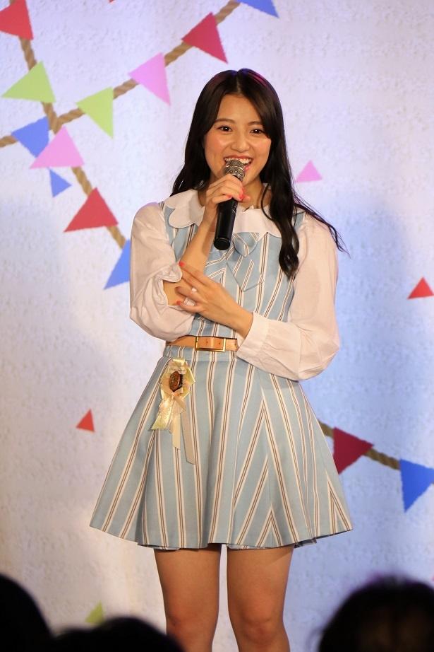 9周年のイベントが「SKE48を知るきっかけになってくれたら」と木本花音