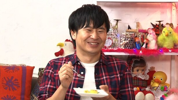 「女ウラミ飯」MCの若林正恭