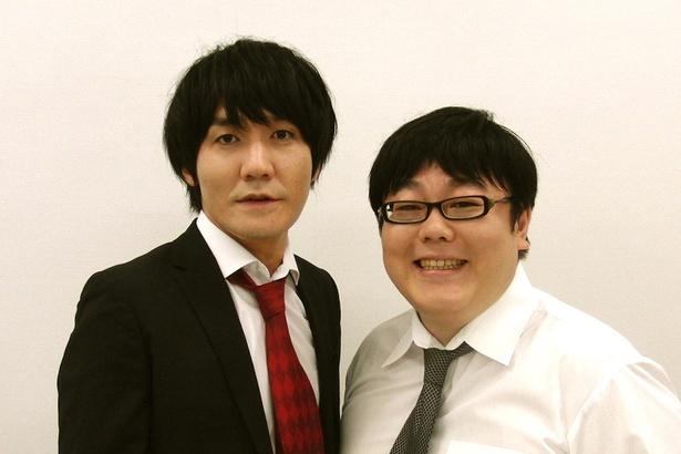 秋元康氏企画の新番組「スマートフォンデュ」の初回MCにタイムマシーン3号が決定!
