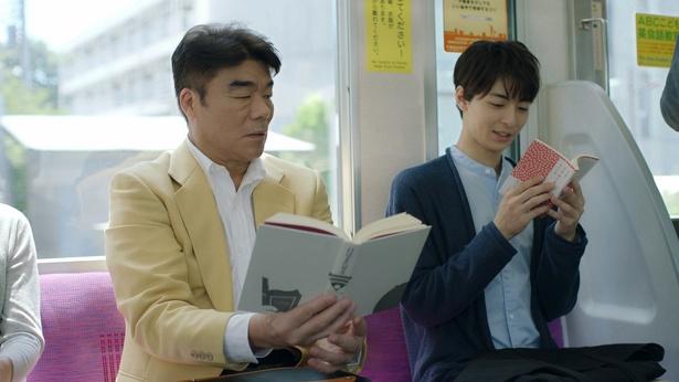 同CMは10月20日(金)~11月5日(日)まで、全国のテレビ局で放映予定