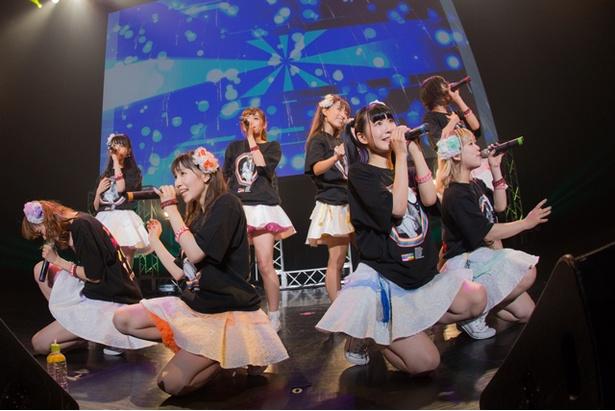 FES☆TIVEが新メンバーを募集し、'17年内にオーディションを開催することが決定した