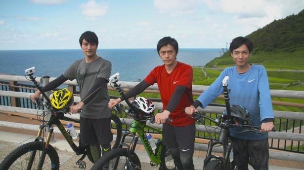 「男子旅」が10月6日からスタート