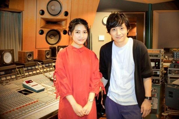 10月26日(木)よりNetflixで世界配信される「あいのり:Asian Journey」の主題歌で初タッグを組んだ井上苑子と水野良樹