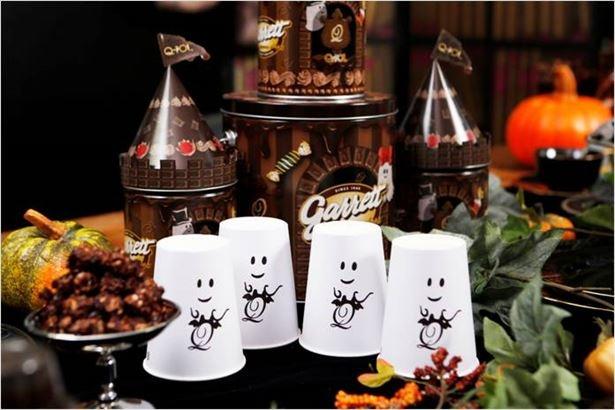 「Q-pot.オバケちゃんパーティーカップ」をプレゼント
