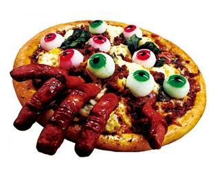 【史上最恐?!】グロテスクすぎるピザが、不気味度200%アップで再登場!