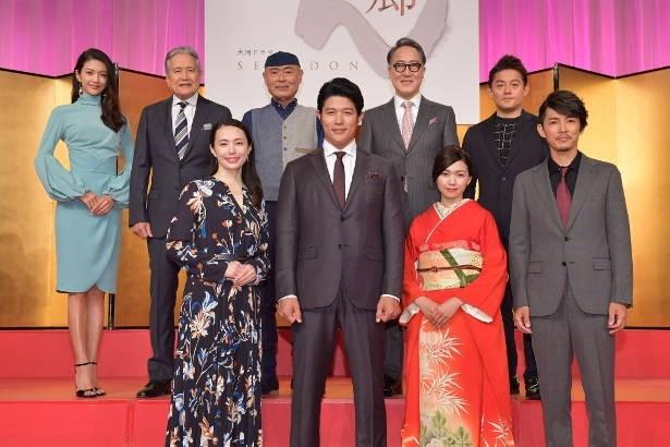 大河ドラマ「西郷どん」の新たな出演者