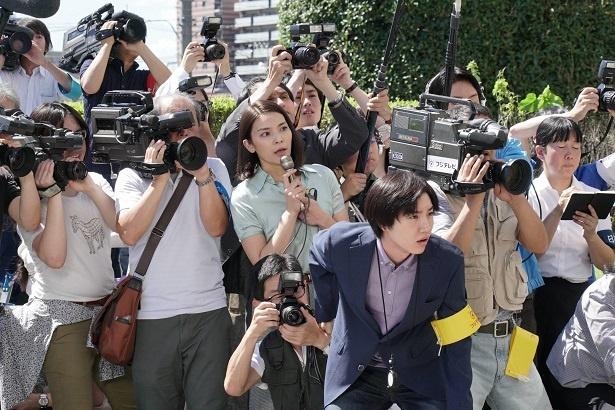 秋元才加と桜田通が実録ドラマに出演