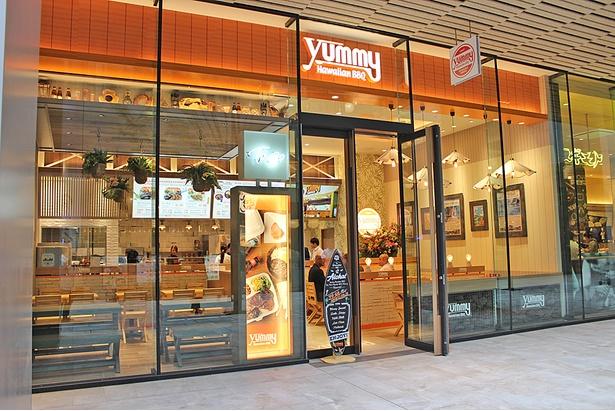 名古屋で10年以上人気を持ち続けるハワイアンバーベキューの人気店