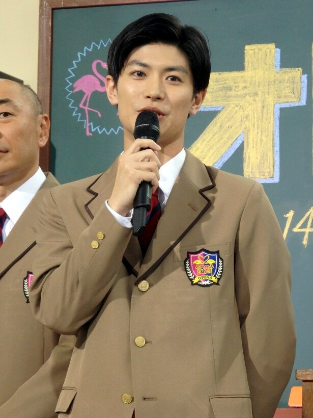 """三浦はこれまで経験したことないことについて、「僕は""""キャンプ童貞""""なんです」と激白!"""