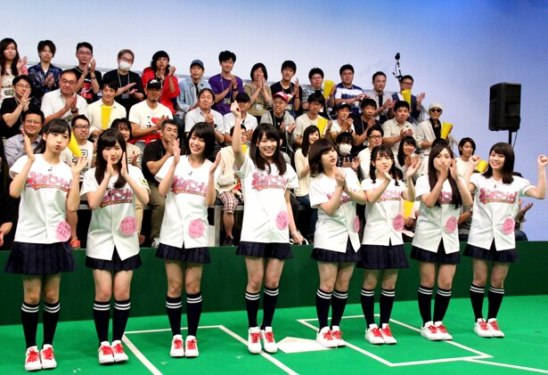 AKB48チーム8関東メンバーによる新番組がスタート