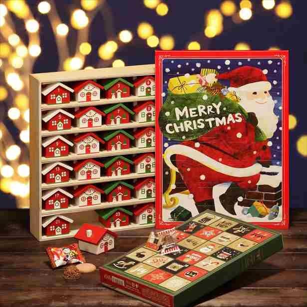 カルディでは11月1日(水)から12月25日(月)の間クリスマス限定商品を約250種類も発売