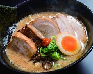 【東海】豚骨ラーメンの人気チェーン「ラの壱」に限定&超お得メニューが登場!