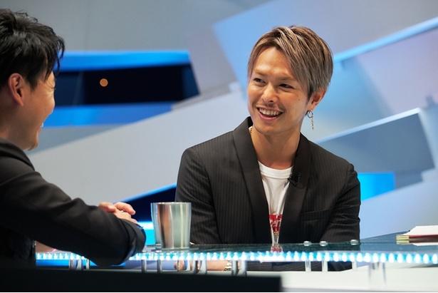 10月6日より、 今市隆二とベッキーがMCを務める「LOVE or NOT♪」第4回がdTVとFODで同時配信中