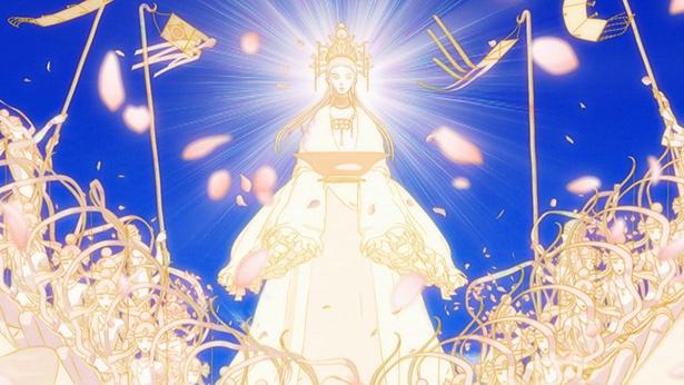 新アニメ「宝石の国」第1話の先行カットが到着。落ちこぼれの宝石・フォスの初めての仕事