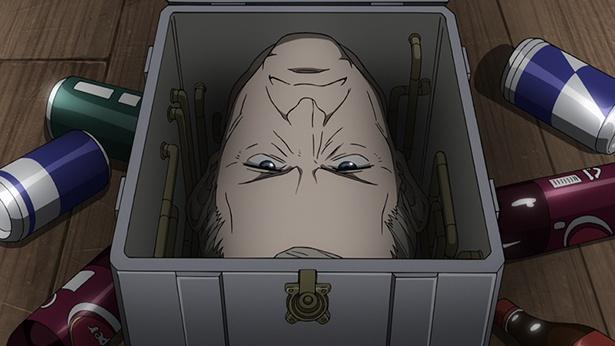 「血界戦線 & BEYOND」第1話の先行カットが到着。レオ、いきなり絶体絶命の危機!?