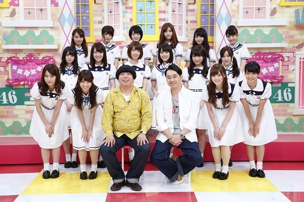 10月8日の「乃木坂工事中」では、地方公演の舞台裏をメンバーが撮影。普段見られない貴重な素顔を明らかになった