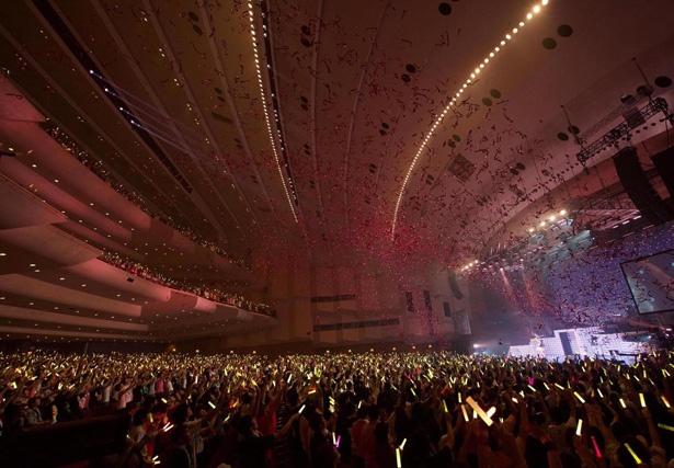 小倉唯が2年ぶりのパシフィコ横浜で約1万人を魅了! 2nd LIVE TOURの開催も決定!