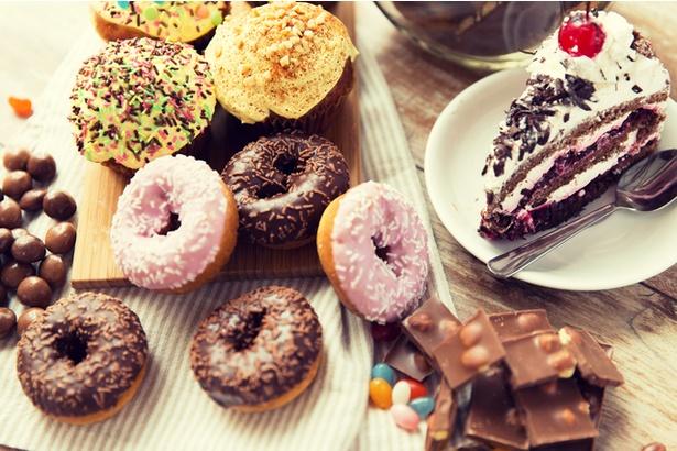 ダイエット中でも食べたい! お菓子の甘い誘惑。