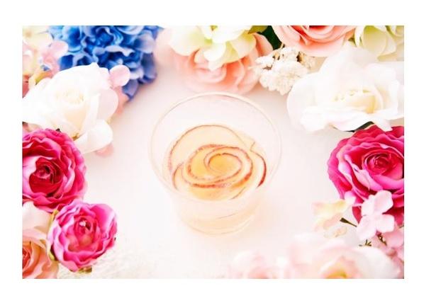 「花咲く生姜梅酒」