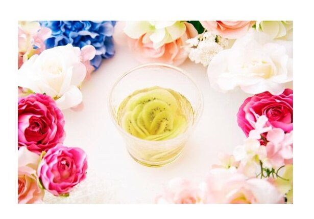 「花咲く越後梅酒」