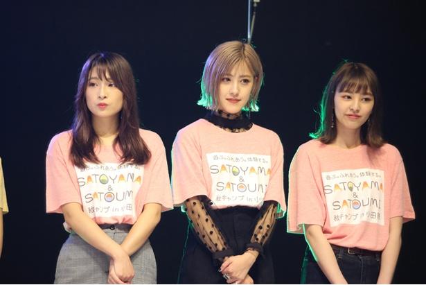 【写真を見る】Berryz工房('15年3月無期限活動停止)みやびちゃん(夏焼雅)も参戦!