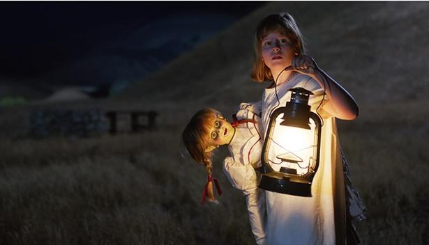 『アナベル 死霊人形の誕生』は13日の金曜日に公開!