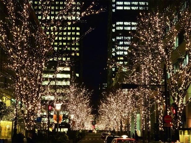 丸の内、表参道、六本木、横浜、さいたまなど10エリアがマップ付