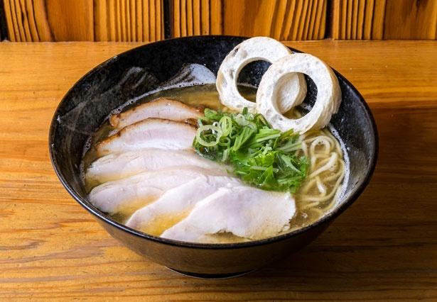 【写真を見る】「塩ミックス」(1000円)/らーめん専門 和海本店