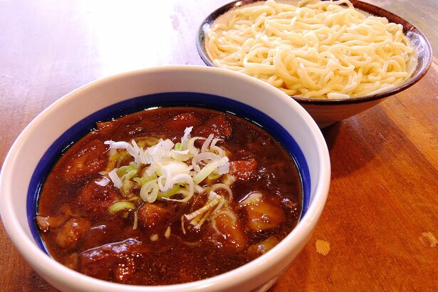 もりカレー(カレーつけ麺)、(970円)