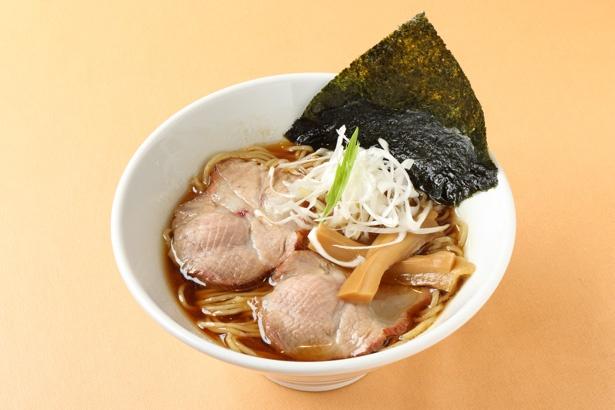 「らぁ麺 蒼空 SORA」の「平子中華そば」(780円) 煮干し濃度:★★★★