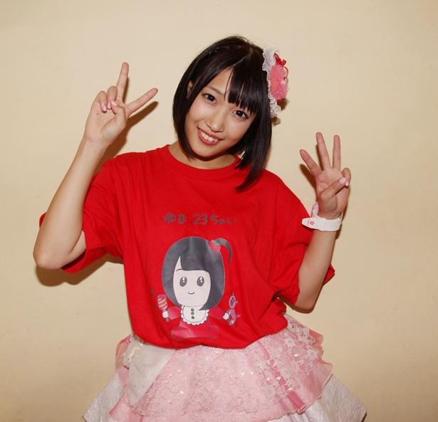 FES☆TIVE・ゆなぴこ(坂元由奈)が23歳の誕生日を迎え、「FES☆TIVE坂元由奈生誕祭」を行った