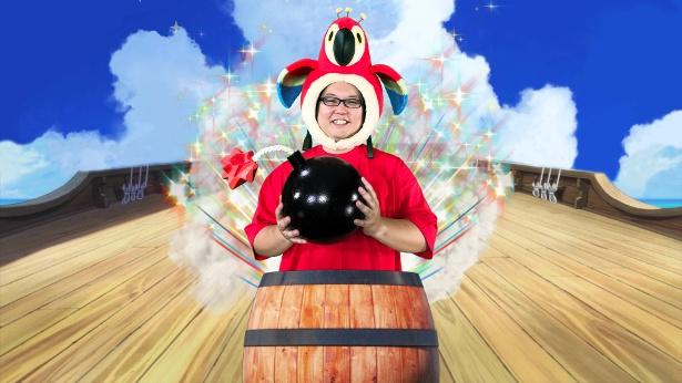 クイズ王・古川洋平扮するフルカワクンが監修したクイズに挑戦しよう!