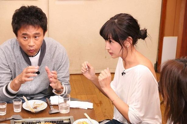 紗栄子が「ダウンタウンなう」に登場! うわさの真相を告白