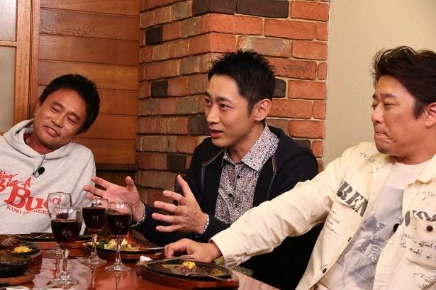 小泉孝太郎はムロツヨシとの合コンエピソードを告白