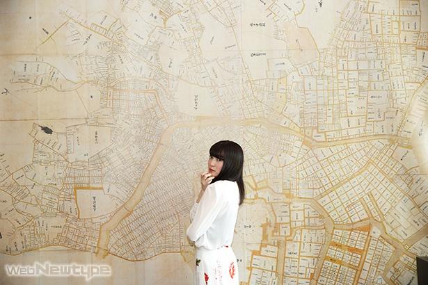上田麗奈フォトコラム・歴史と物語が収められた空間で