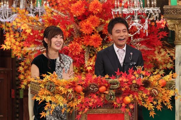10月12日(木)放送の「プレバト!!才能ランキング」は、「名人・特待生だけの俳句タイトル戦」「いけばな」「盛り付け」「消しゴムはんこ」の才能査定を行う