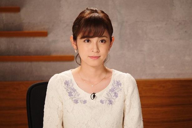 久慈暁子アナが「世にも奇妙な物語」に登場。実は2年前にも出演していた