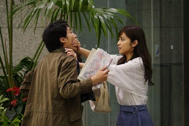 久慈暁子アナは、2年前に出演していた「ががばば」の続編に!